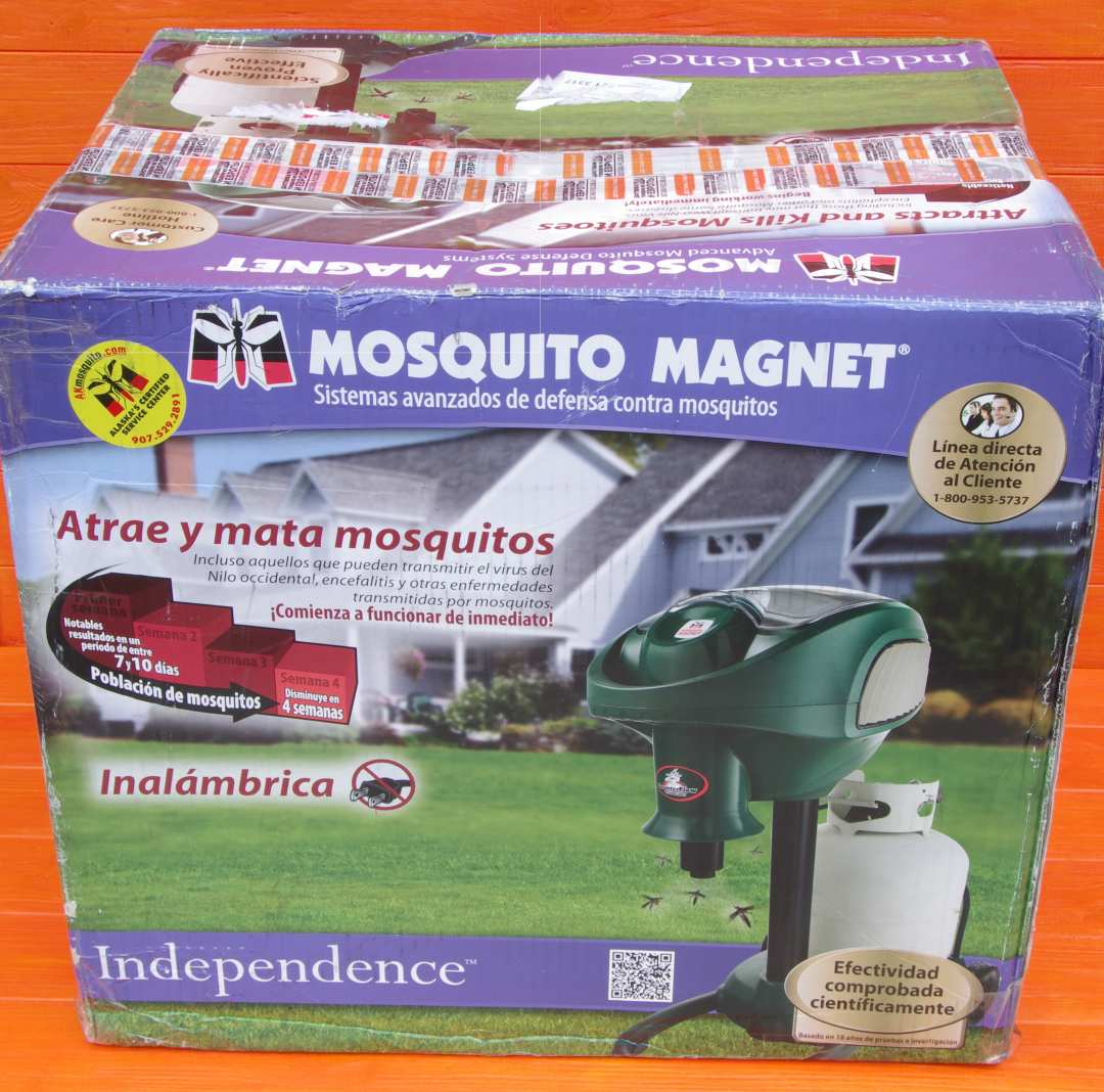 Ловушка для комаров (уничтожитель комаров) Mosquito Magnet Independence MM3200