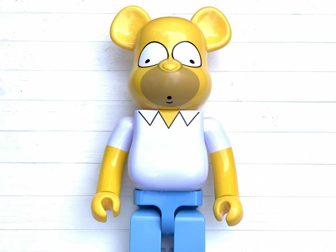 Medicom BE@RBRICK The Simpsons Homer Simpson 1000%