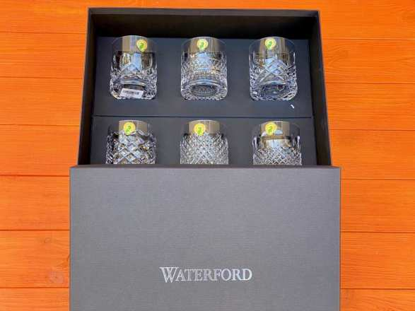 Набор стаканов для виски Waterford Heritage Straight Sided Tumbler
