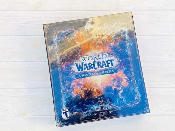Гра Warcraft Shadowlands Collector's Edition